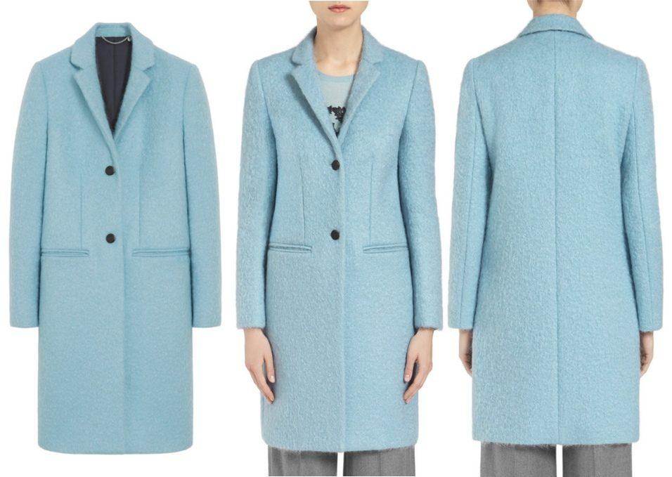 Kates blå kappa