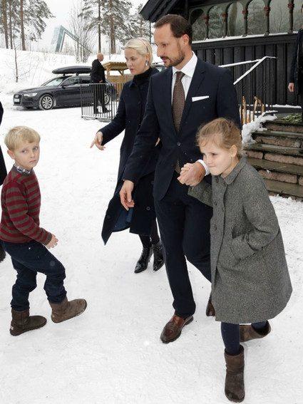 Så håller kungligheterna värmen i vinter