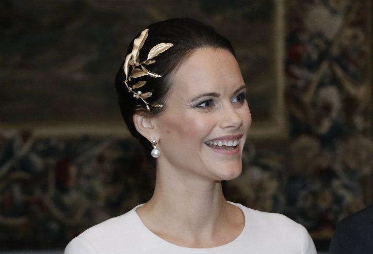 Sofias hårsmycke
