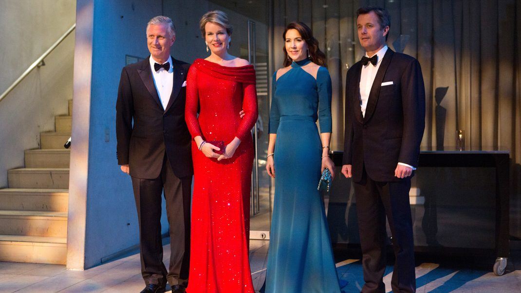Kronprinsessan Mary i Jesper Høvring