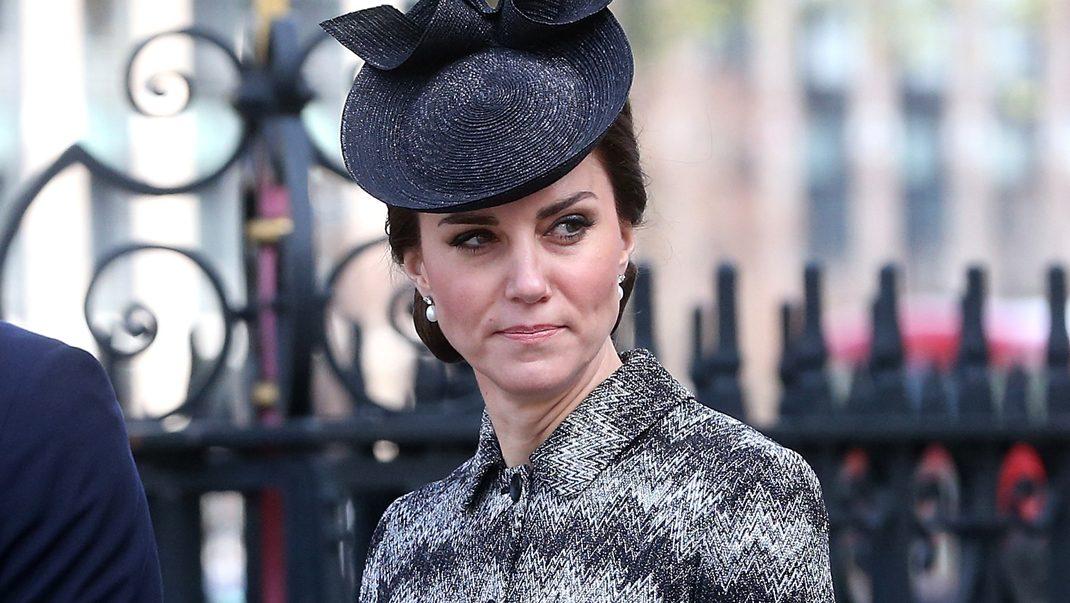 Kate återanvände kappa från Missoni