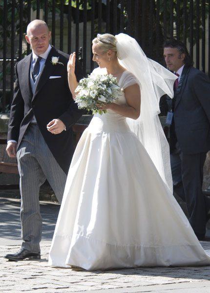 Zara Phillips klänning