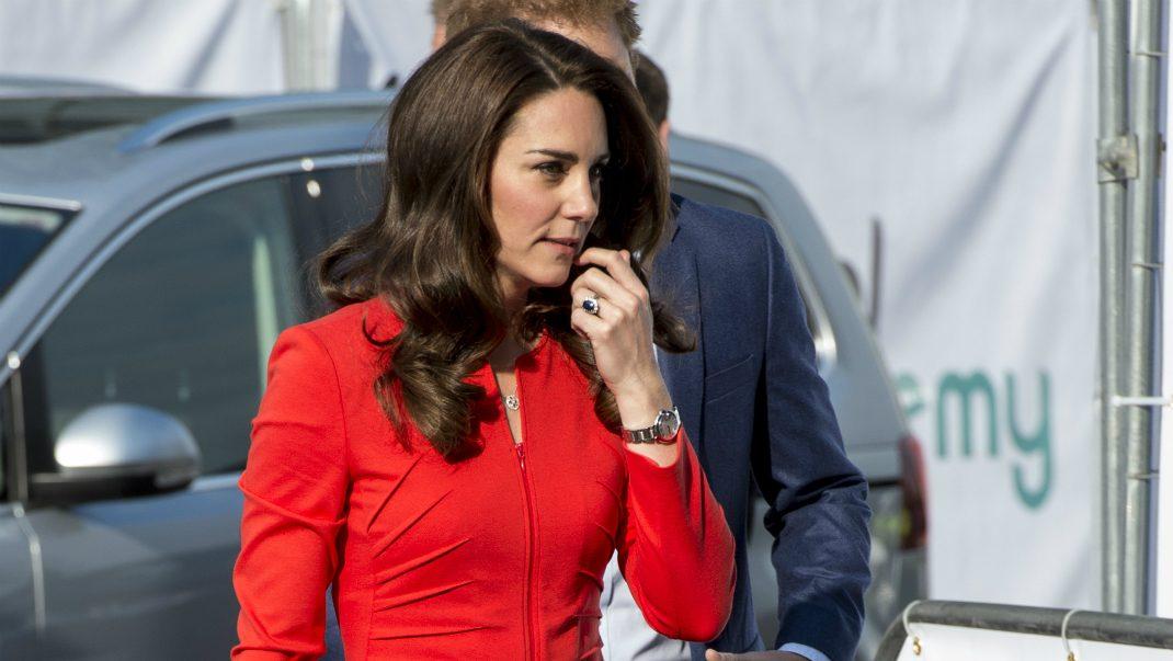 Kate i Armani