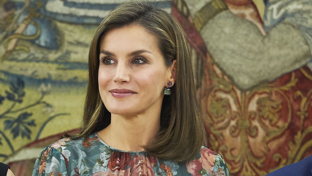 Letizia i favoriten Zara