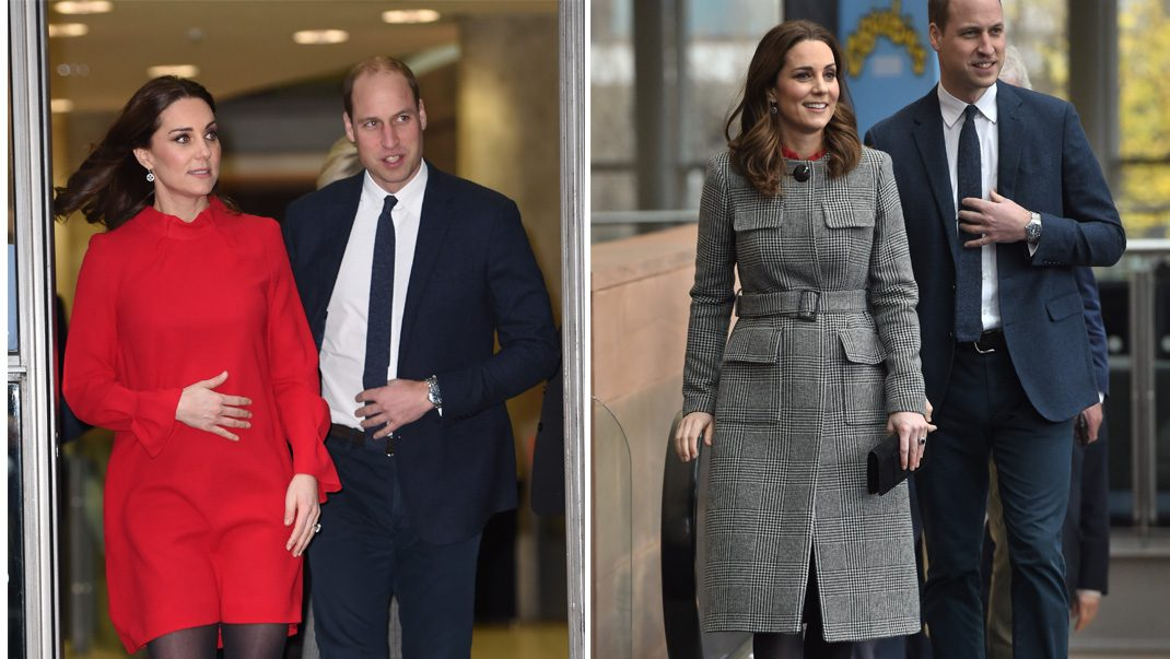 Kate Middleton i Goat Fashion och L.K Bennett