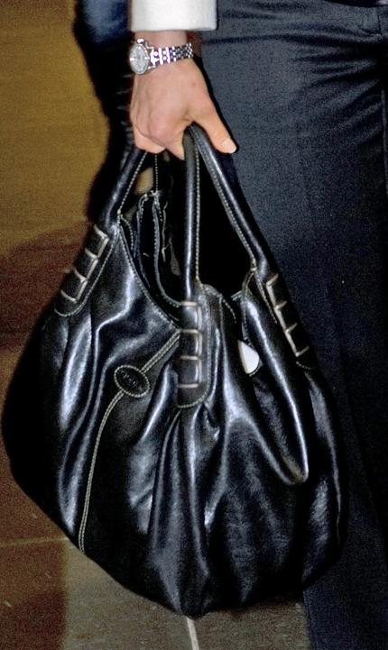 Väska från TOD'S - en prinsessfavorit