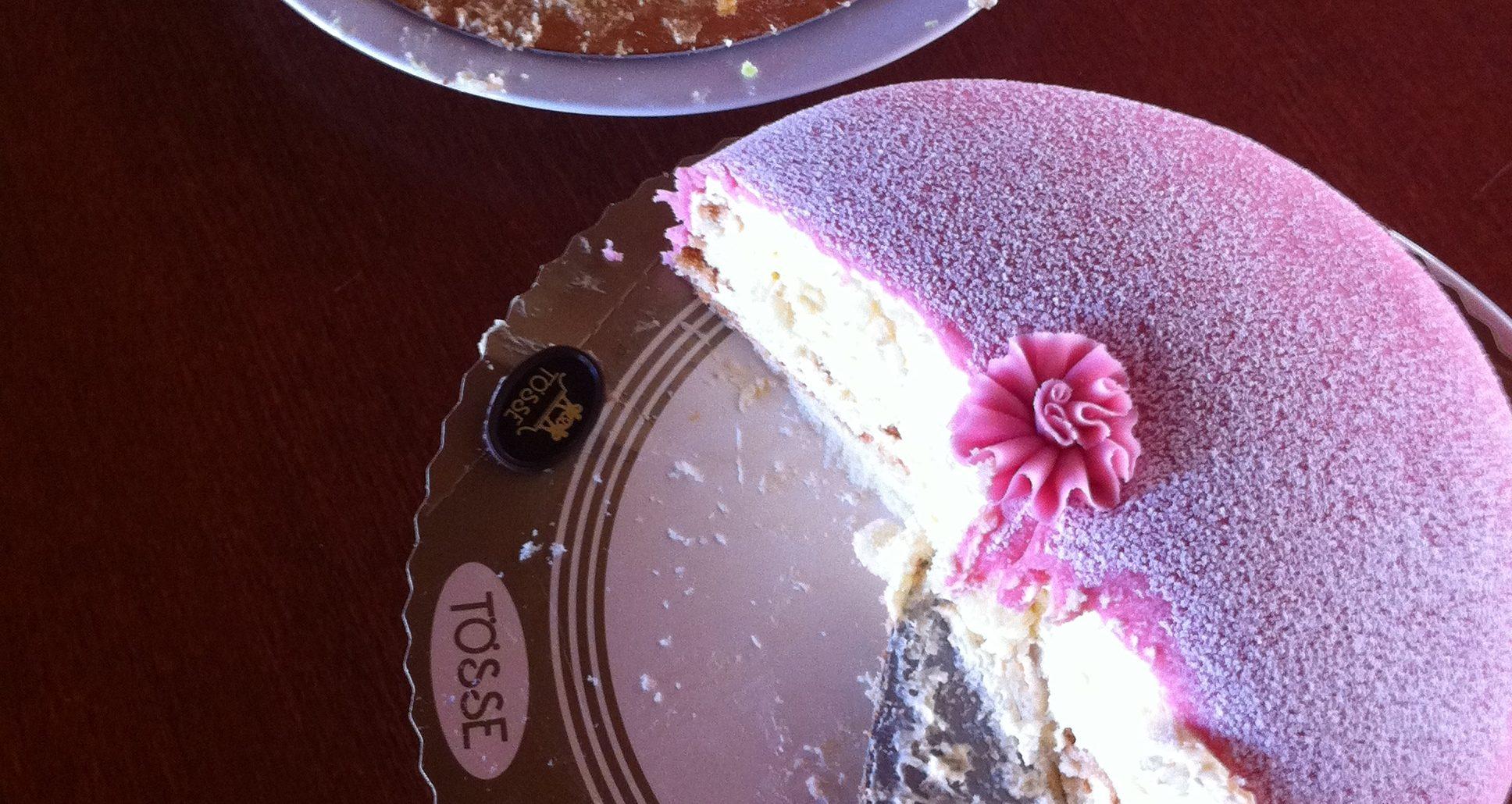 Mer tårta