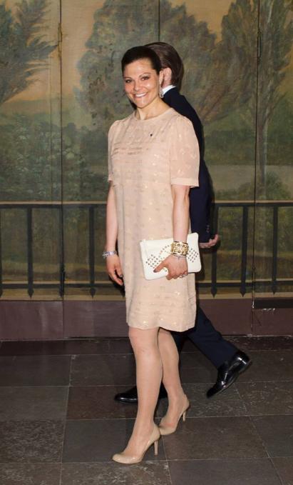 Victorias klänning - från Marc Jacobs