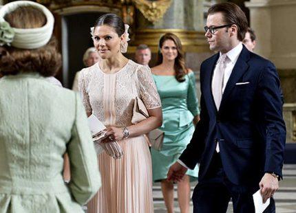 Victorias klänning - från By Malene Birger