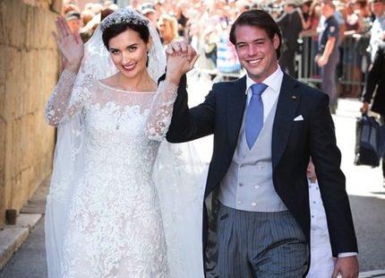 Ännu en kunglig brud i Elie Saab