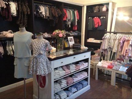 Marie Chantals kläder i Sverige
