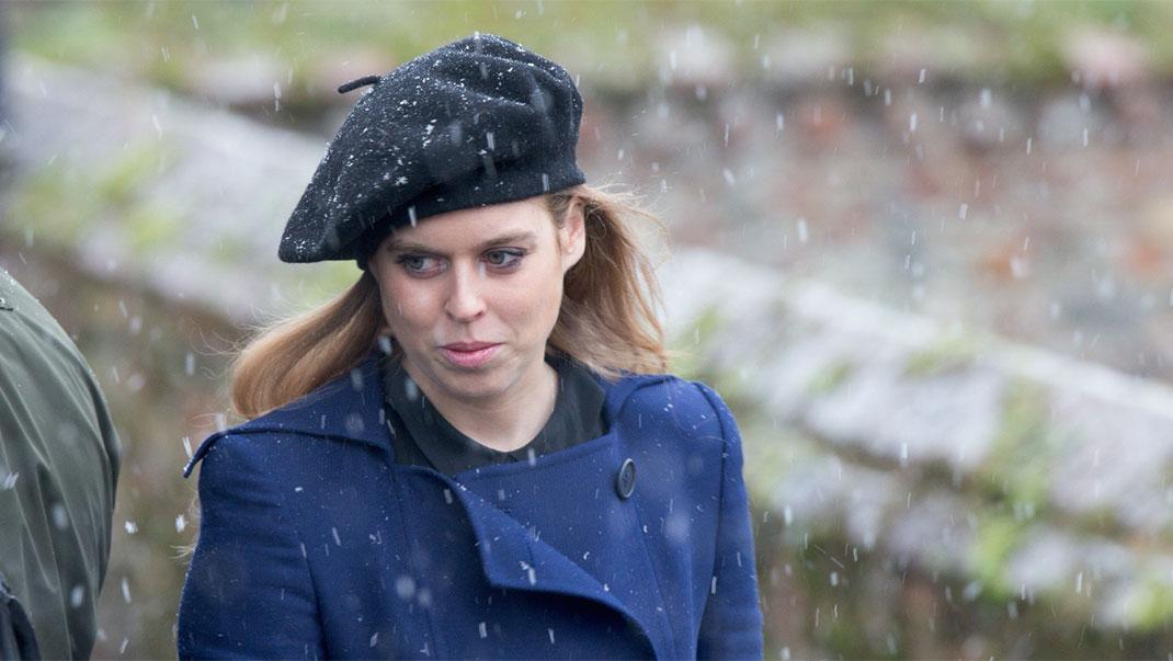 Prinsessa Beatrice – med en gnutta sorg i hjärtat