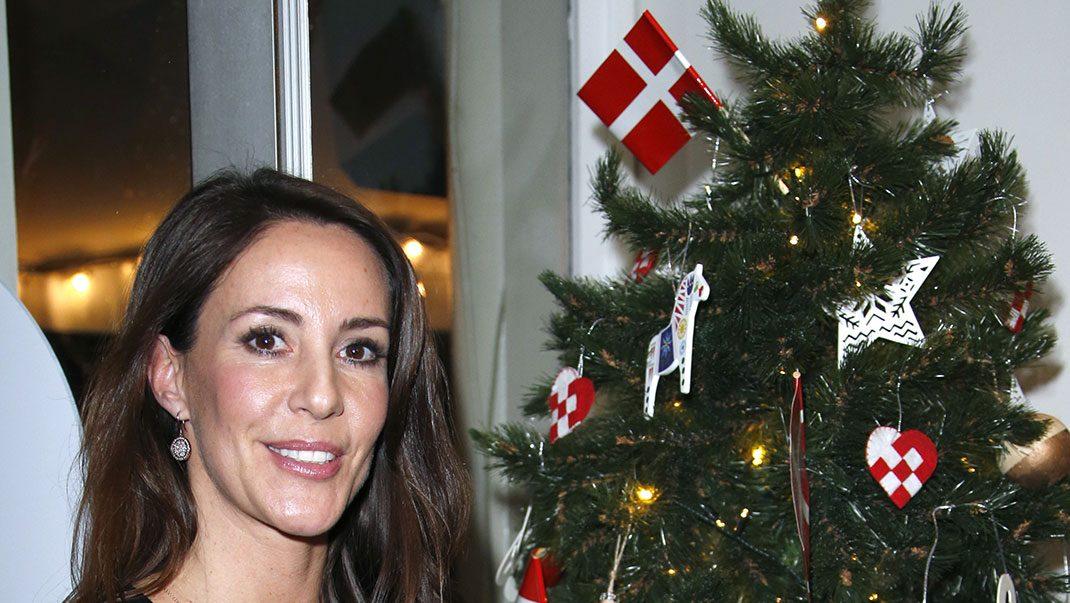 Så ska danska kungafamiljen fira jul