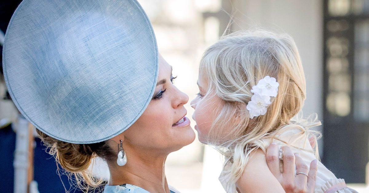 Prinsessan Madeleine har återskapat sin barndoms familj
