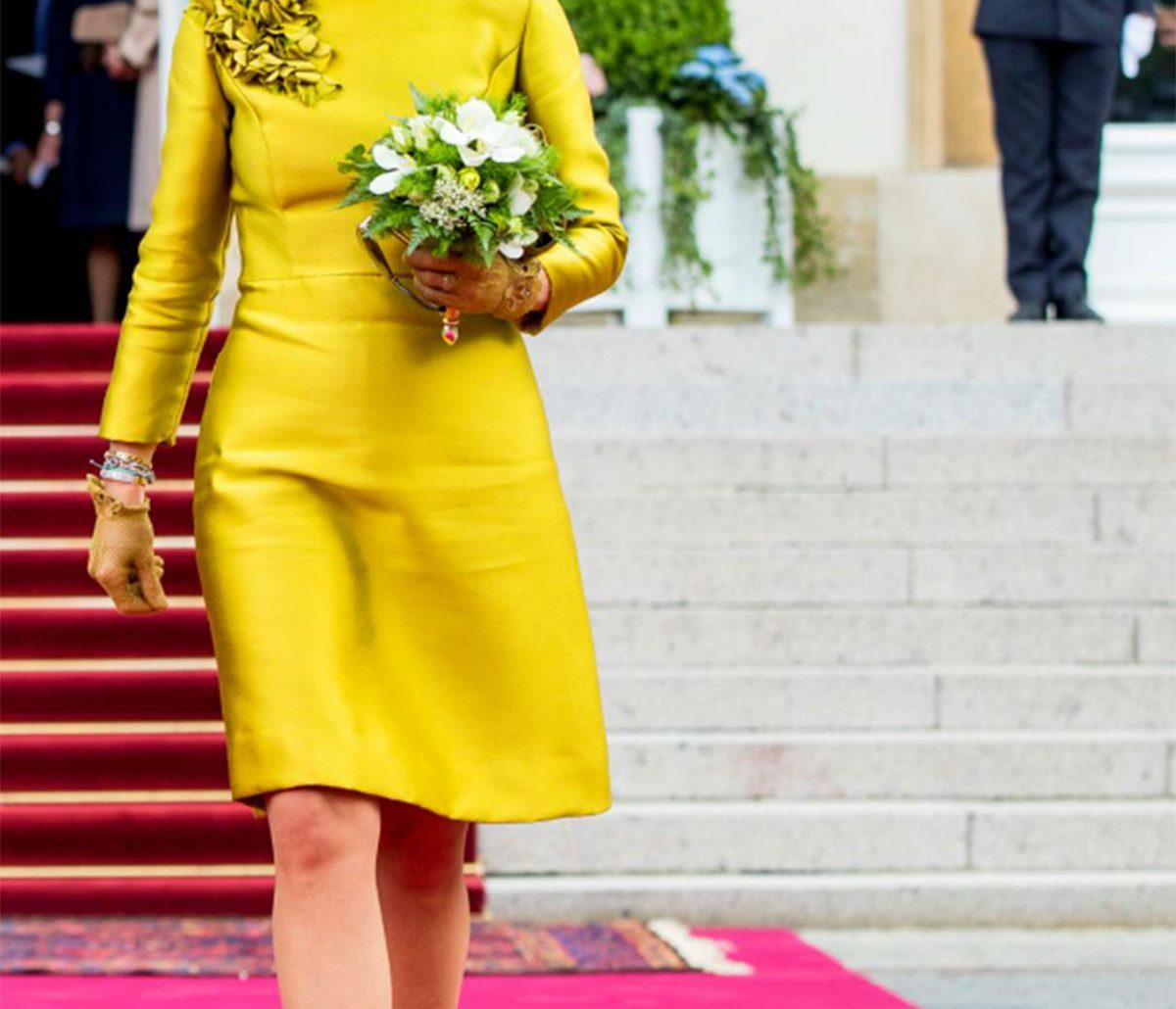 Vem sa att gult är fult?